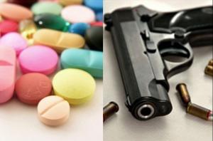 Drug & Gun