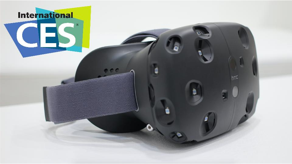 CES Report_VR_HTCvive