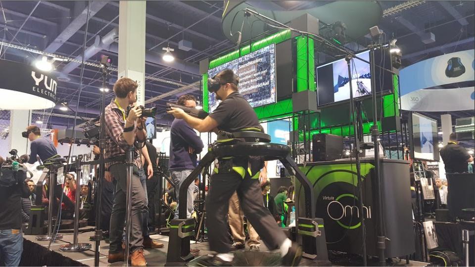 VRshooting